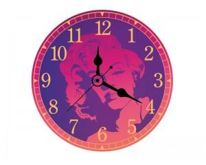 Стенен часовник MM