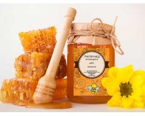 Етикети за буркани с мед - 25 бр