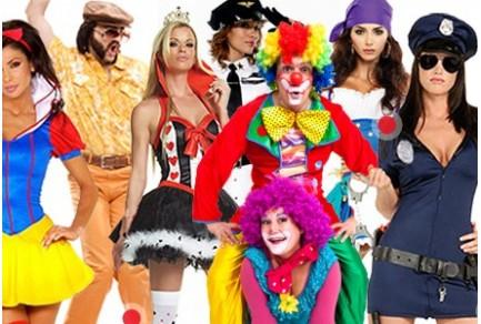 Карнавални костюми и аксесоари