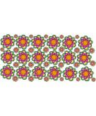 Стикери за стена цветя (30)