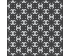 Самозалепващ стикер за плочки с геометрични мотиви #2