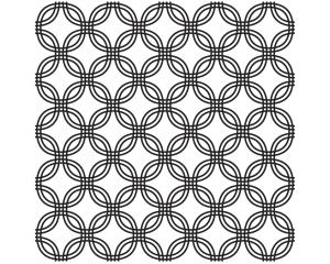 Самозалепващ стикер за плочки с геометрични мотиви #6