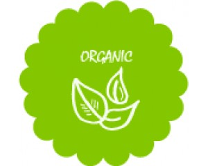 Стикер Органичнен Продукт 50 бр