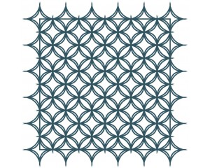 Орнаментен стикер за керамични плочки