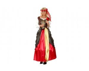 Карнавален костюм рокля ренесансова дама