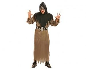 Мъжки костюм Черепа за Хелоуин