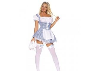 Секси карнавален костюм домашна помощница