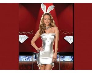 Секси парти костюм зайче