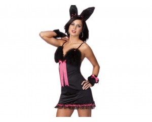 Парти дамски костюм котка