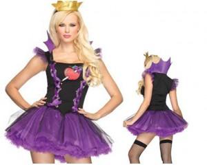 Атрактивен костюм принцеса къс