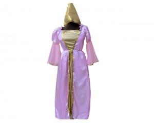 Детски костюм Фея рокля с шапка