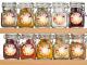 Етикети за подправки многоцветни - 25 бр
