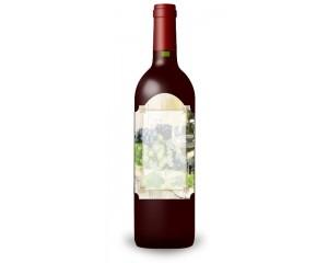 Етикет за вино бутилки - 25 бр