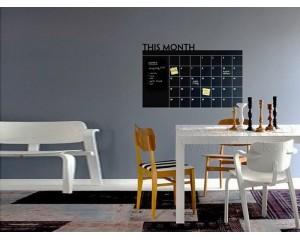Стикер за стена -календар