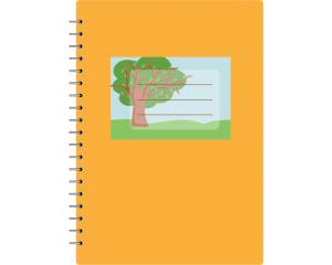 Eтикети за учебни тетрадки и учебници 10 бр