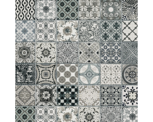 Самозалепващ тапет с дизайн керамични плочки #004