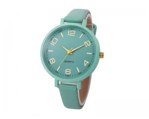 Ежедневен дамски кварцов часовник Bowake в зелено