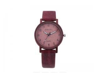 Дамски часовник REBIRTH в червено